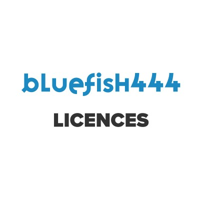 Bluefish444 Licences