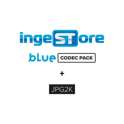 BlueCodecPack +JPEG2K
