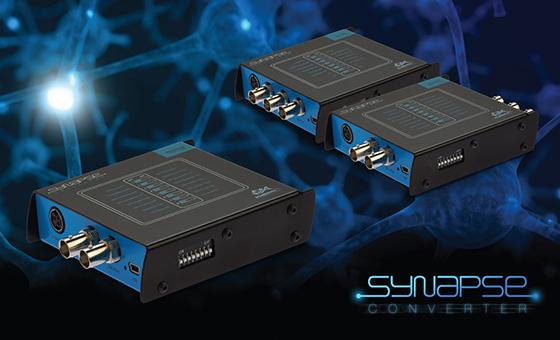 Synapse Converters